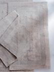 Cawö - Extraschwere Wende-Badematte, ca. 60x100cm
