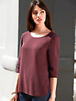 Marc O´Polo - Bluse mit 3/4-Arm