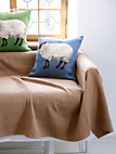 Peter Hahn - Überwurf für Sessel oder Einzelbett, 160x190cm