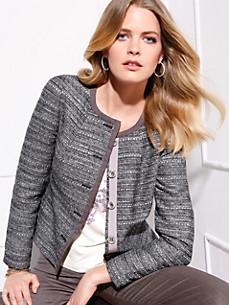 Basler - Jacke aus hochwertigem Bouclé