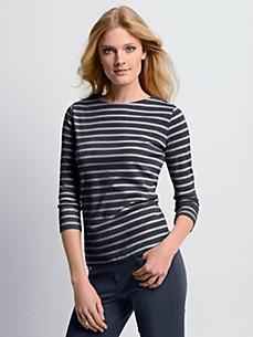Bogner - Rundhals-Shirt 3/4-Arm 100% Baumwolle