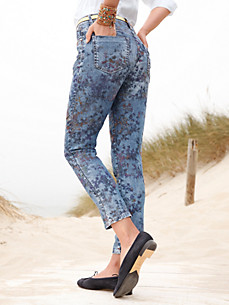 "Brax Feel Good - ""Slim Fit"" 7/8 Jeans – Modell SARA S BEAUTY"