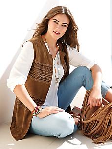 Emilia Lay - Lederweste
