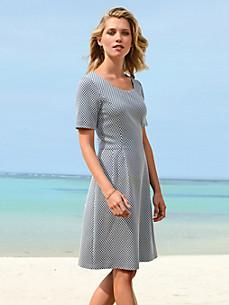 Fadenmeister Berlin - Jersey-Kleid mit 1/2-Arm