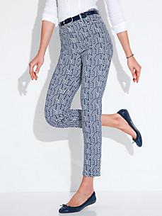 Gardeur - Knöchellange Hose  – Modell DENISE