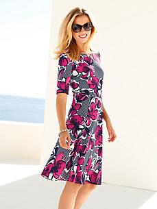 Gerry Weber - Jersey-Kleid mit langem 1/2-Arm