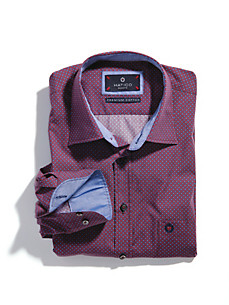 Hatico Sports - Hemd mit Kent-Kragen