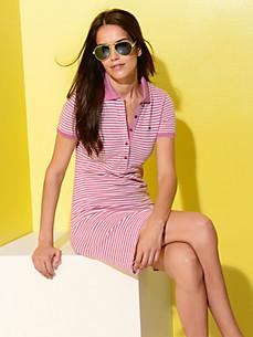 Lacoste - Polo-Kleid mit 1/4-Arm