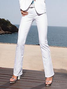 Mac - Jeans mit extraschmalem 5-Pocket-Schnitt, Inch 32