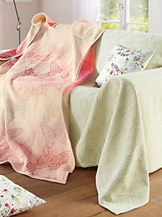 Peter Hahn - Überwurf für Sessel und Einzelbett ca. 160x250cm.