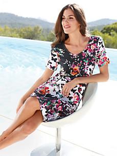 Rösch - Freizeit-Kleid mit 1/2-Arm