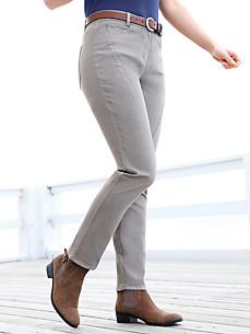 Samoon - Hose mit geradem Bein