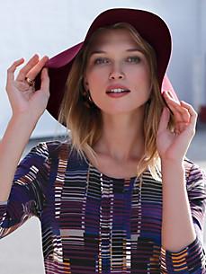 Uta Raasch - Hut aus 100% Wolle