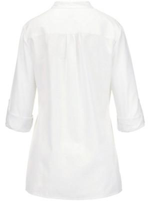 Anna Aura - Längere Bluse mit kleinem Stehkragen