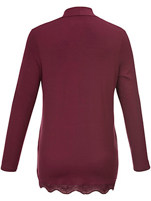Anna Aura - Shirtjacke etwas länger geschnitten