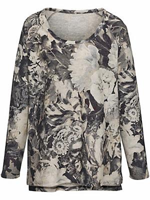 Anna Aura - Sweatshirt mit opulentem Floral-Print