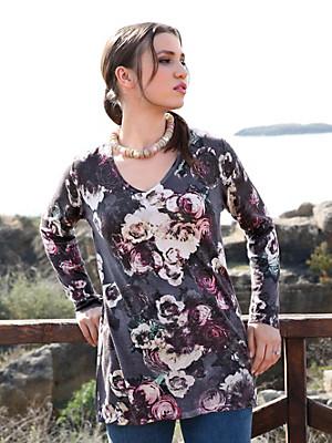 Anna Aura - V-Pullover in A-Linie