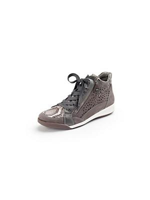 ARA - Sneaker aus Rindsnubuk- und Nappaleder