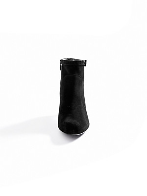 Basler by Peter Kaiser - Stiefelette aus softem Ziegenveloursleder