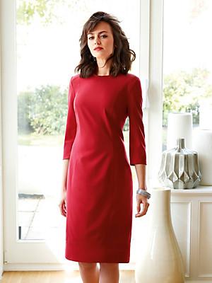 Basler - Jersey-Kleid mit 3/4-Arm