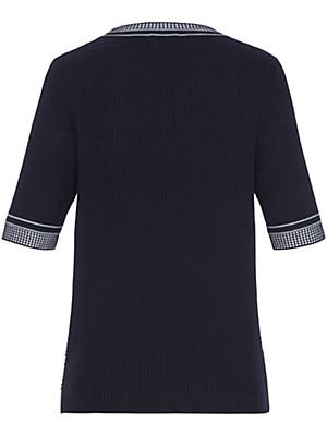 Basler - Rundhals-Pullover mit langem 1/2-Arm