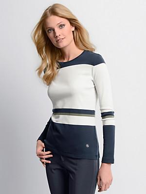 Bogner - Shirt 100% Baumwolle Streifen