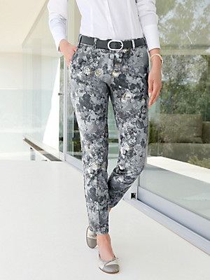 "Brax Feel Good - Knöchellange ""Modern Fit""-Hose – Modell MARON"