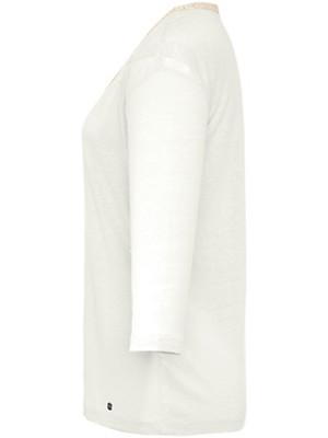 Brax Strick - Rundhals-Shirt mit 3/4-Arm