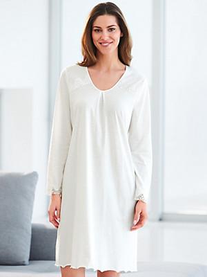 Charmor - Nachthemd aus 100% Baumwolle