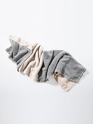 Daddy´s Daughters - Viereck-Tuch aus reinem Kaschmir