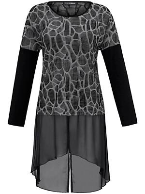Doris Streich - Blusen-Kleid mit 3/4-Arm