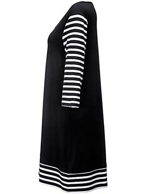 Doris Streich - Jersey-Kleid mit 3/4-Arm