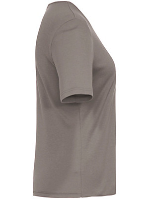 Efixelle - Rundhals-Shirt aus 100% Baumwolle