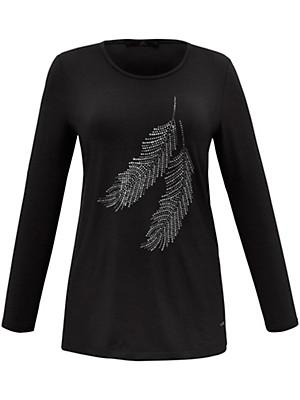Emilia Lay - Rundhals-Shirt