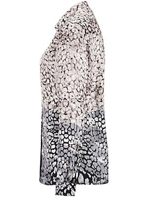 Eterna - Bluse mit Stehkragen