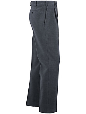 Eurex by Brax - Bundfalten-Hose aus Wollcord