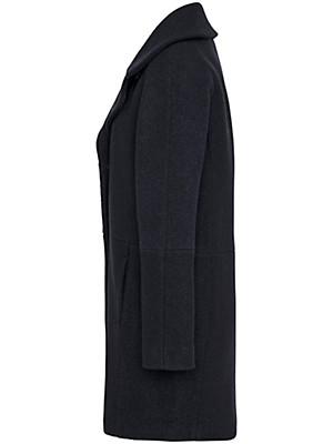 Fadenmeister Berlin - Long-Jacke 100% Schurwolle