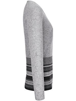 Fadenmeister Berlin - Pullover  V-Ausschnitt aus 100% Kaschmir