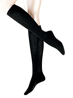 "Falke - Strick-Kniestrumpf ""Wool Balance"""