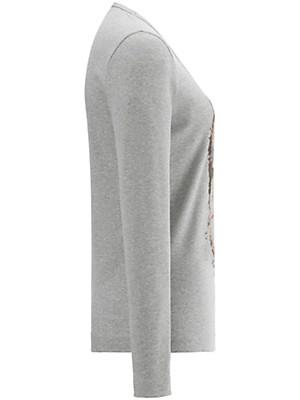 FLUFFY EARS - Rundhals-Shirt mit 1/1-Arm