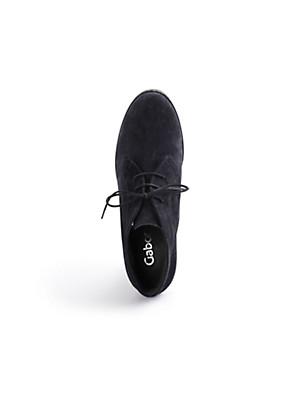 Gabor - Ankle-Boot aus softem Kalbveloursleder