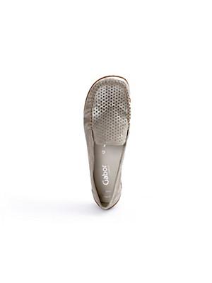 Gabor - Flexibler Mokassin aus 100% Leder