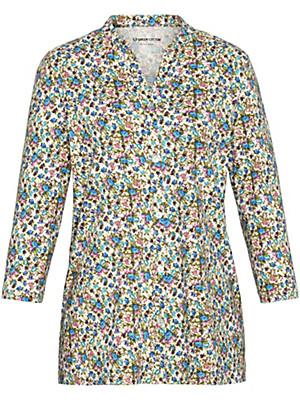 Green Cotton - Jersey-Bluse mit 3/4-Arm