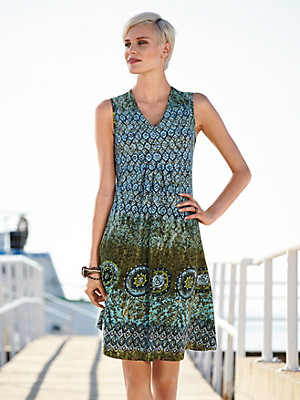 Green Cotton - Kleid