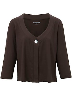 Green Cotton - Modische Jersey-Jacke