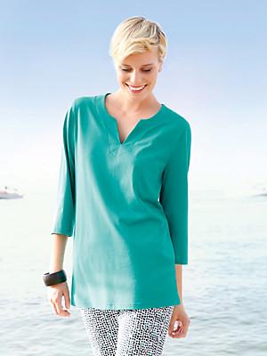 Green Cotton - Shirt mit 3/4-Arm