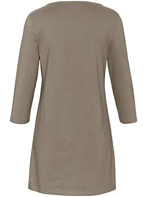 Green Cotton - Tunika mit 3/4-Arm aus 100% Baumwolle