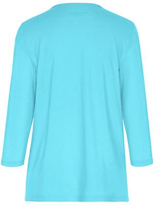 Green Cotton - V-Shirt mit 3/4-Arm