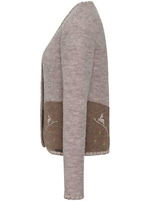 Hammerschmid - Walkjacke aus 100% Wolle