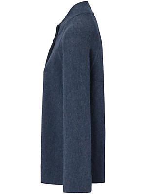 Inkadoro - Strickjacke aus 100 % Alpaka